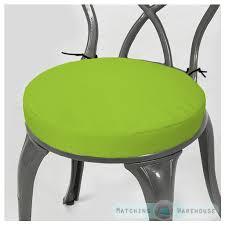 impressive outdoor round bistro chair cushions 15 inch round