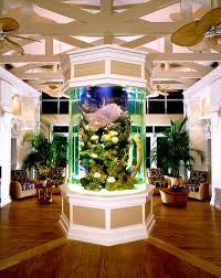 aquarium feng shui living room home decorating interior design