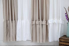 Linen Cafe Curtains Cafe Curtains 100 Images Cafe Curtains You Ll Wayfair X Pleat