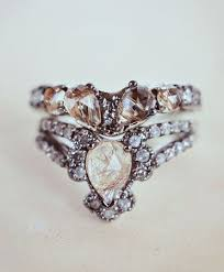 quartz wedding ring 201 best engagement rings images on engagement rings