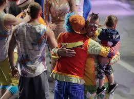 after 15 years of ringling bros circus clown plans next act u2013 las