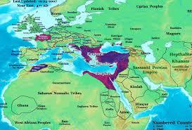 Map Of The Roman Empire The Roman World Monarchy Republic Empire And Collapse