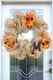 fall deco mesh wreath meyering