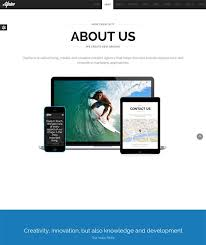 22 best 22 of the best one page joomla templates images on