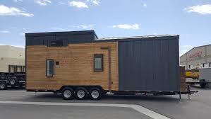 Four Lights Tiny House Tiny House Crammed With Custom Storage For Life U0027s Essentials