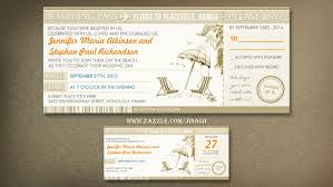 Boarding Pass Wedding Invitations Read More U2013 Destination Boarding Pass Tickets U2013 Wedding Invites