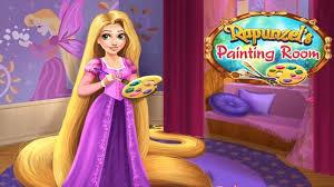 rapunzel u0027s painting room disney princess rapunze room decoration