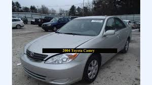 2004 toyota camry reviews 2004 toyota camry xle cambodia car review