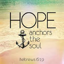 Love Anchors The Soulnautical Anchor - we have this hope as an anchor for the soul sure and steadfast