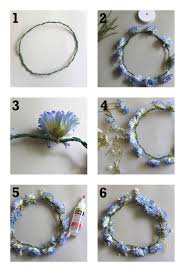Country Baskets Live It Love It Make It Make It Festival Flower Crown With