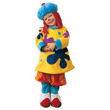 Clown Costumes Halloween Amazon Jojo Clown Circus Costume Size Xs Toddler Size