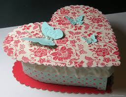 valentines heart box lil duckie arts
