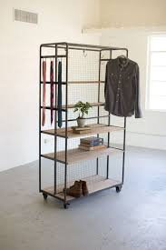 Industrial Closet Organizer - bedroom outstanding hanging clothes rack target oasis amor fashion