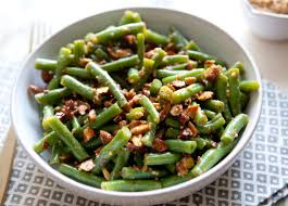 green bean and toasted almond salad u2013 a house in the hills