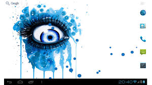 beautiful eyes look at me live wallpaper free android apps on