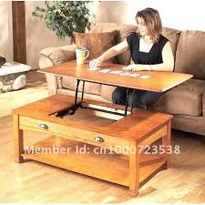 Pull Up Coffee Table Amazing Of Pull Up Coffee Table Aliexpress Buy Lift Up Coffee