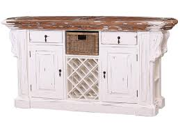 roosevelt kitchen island with corbels and basket 24561 osmond