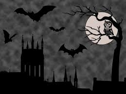 spooky halloween background halloween background halloween scene spooky castle wallpaper at