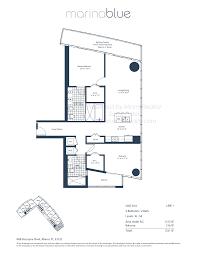 orange grove residences floor plan marina blue condos 888 biscayne blvd miami fl 33132