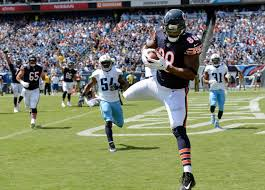 nissan canada nfl contest glennon helps himself with td as bears beat titans 19 7 boston