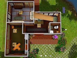 Traditional Japanese House Floor Plans Mod The Sims Traditional Japanese 2