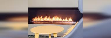 bio ethanol fireplace insert wall mounted waterfall tap open