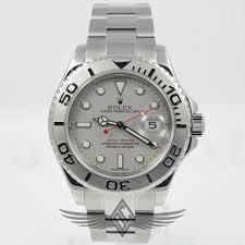 rolex bracelet stainless steel images Rolex yachtmaster stainless steel oyster bracelet platinum dial jpg