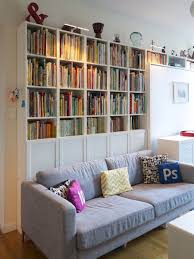Bookshelves Small Spaces by 32 Best Biblioteca En Casa Images On Pinterest Books Book