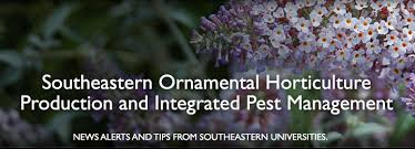 southeastern ornamental horticulture production and integrated