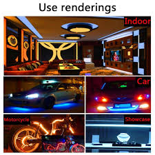 wentop led strip lights kit smd 5050 waterproof 32 8 ft 10m