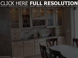 glass door kitchen cabinet kitchen decoration