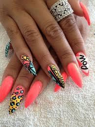 cele mai bune 25 de idei despre cheetah nail designs pe pinterest