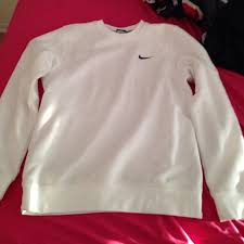 white nike sweater 50 nike sweaters white nike crewneck sweater from polo