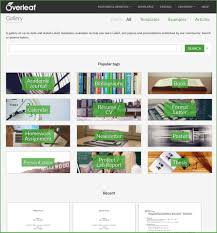 latex project report template sharing your work in the overleaf gallery overleaf blog overleaf gallery screenshot