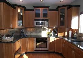 Black And Brown Kitchen Cabinets U Shaped Kitchen Photos Home Clearance Center The Place For