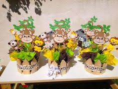 Safari Baby Shower Centerpiece by Safari Jungle Theme Centerpiece Circuit Creat A Critter Images