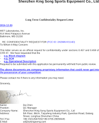ks14d electric unicycle cover letter long term confidentiality