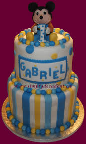 baby mickey mouse birthday cake 28 images baby mickey mouse