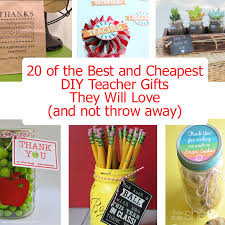20 of the best and cheap diy gifts gift and school