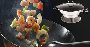 comment cuisiner au wok cuisine au wok cuisine saine morphy richards