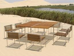 modern outdoor table and chairs moda furnishings antigua corner dining set modern patio outdoor