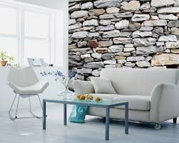 steinwand küche steintapete bilder ideen couchstyle