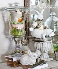 vintage easter decorations the decorated house and easter decorating the
