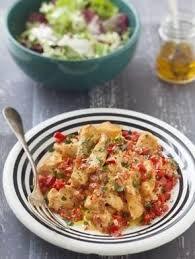 marmiton cuisine facile filets de poulet à la crème de poivron facile recipe cook cook
