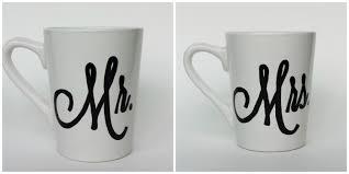 how to transfer a design onto a sharpie mug