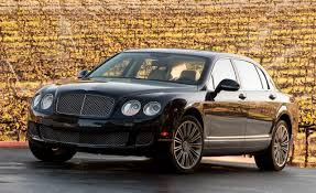 bentley flying spur 2017 2010 bentley continental flying spur speed photos specs news