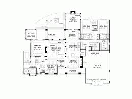 modern home plan eplans country house plan gourmet kitchen and modern luxury