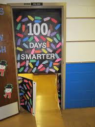 100th day of door decorating pinterest door