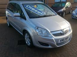 used vauxhall zafira cars for sale in merseyside gumtree