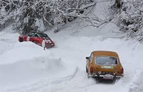 porsche 911 winter winter rally with porsche and mgb now that brings back memories